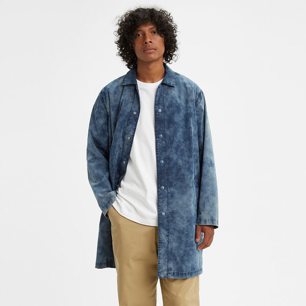 Levi's® Made & Crafted® Dropped Shoulder Mackintosh Coat