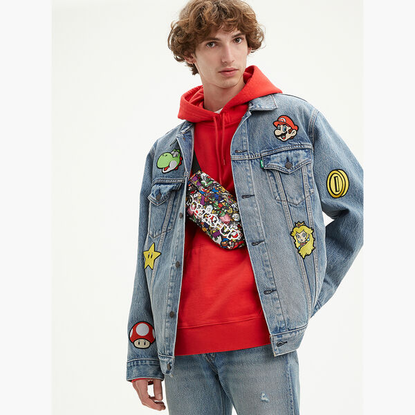 Levi's® X Super Mario™ Vintage Fit Trucker Jacket