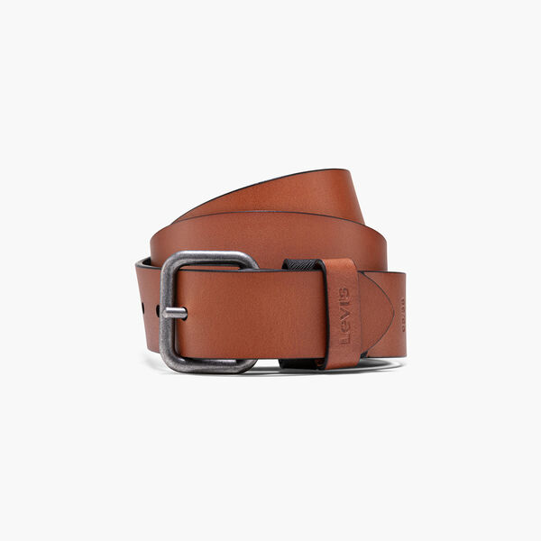 Reversible Push Prong Belt