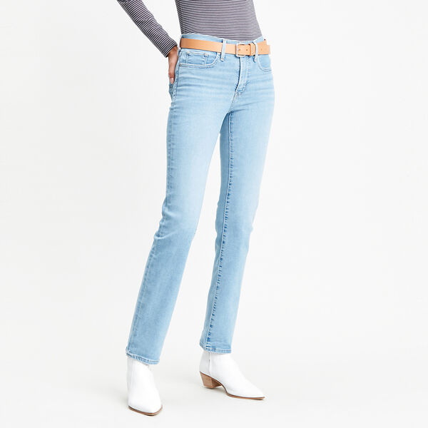 314 Shaping Straight Jeans