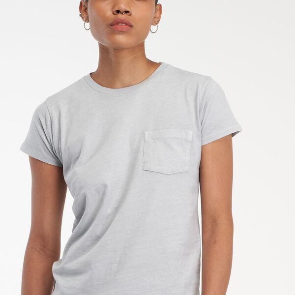 Arlo Garment-Dye Crewneck T-Shirt