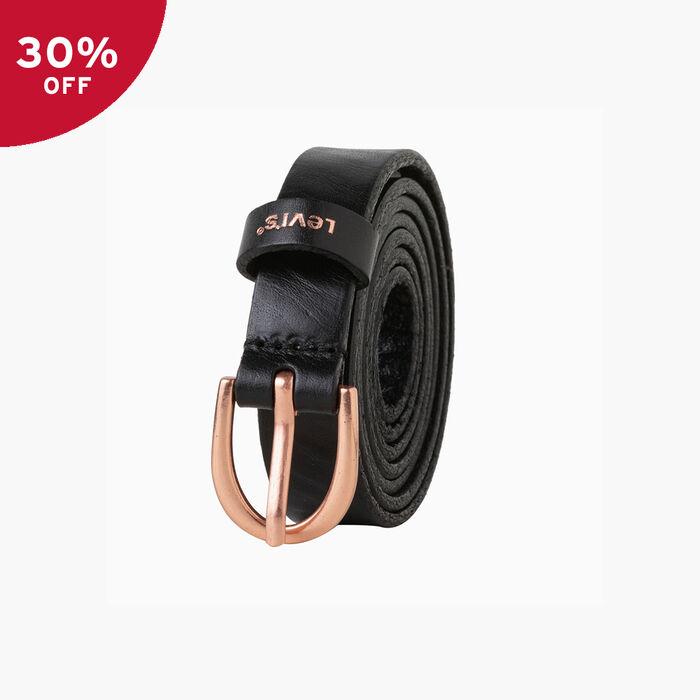 Slim Ribcage Belt