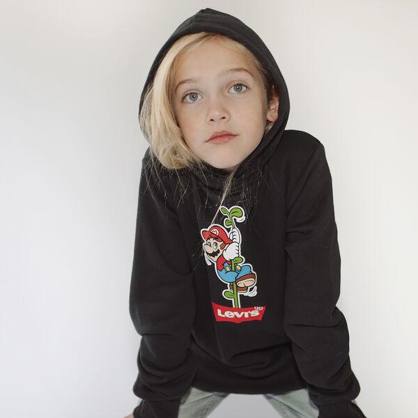 Big Boys Levi's® X Super Mario™ Pullover Hoodie