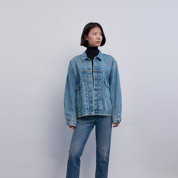Levi's® Made & Crafted® Love Letter Trucker Jacket