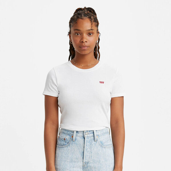 Short Sleeve Rib Baby T-Shirt