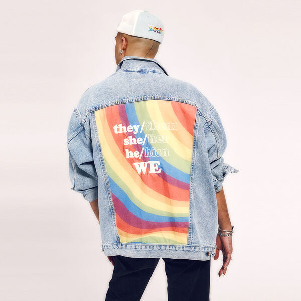 Levi's® Pride Liberation Trucker Jacket