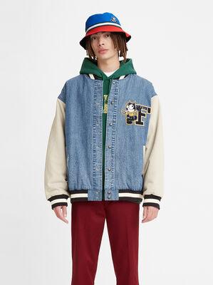 Levi's® x Felix the Cat™ Reversible Letterman Jacket