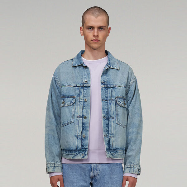 Levi's® Made & Crafted® Oversized Type II Trucker Jacket