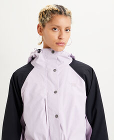 Elliot Cropped Shell Jacket