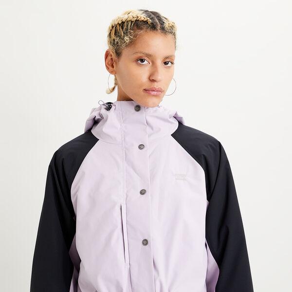 Elliot Cropped Shell Jacket