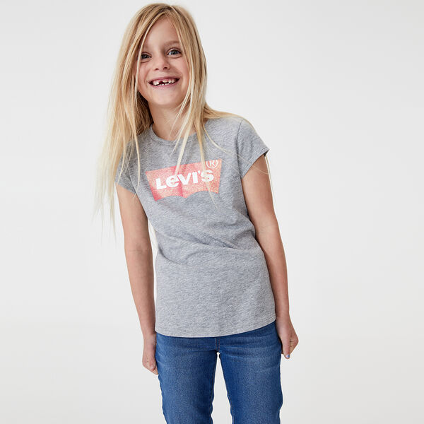 Girls Batwing Graphic T-Shirt