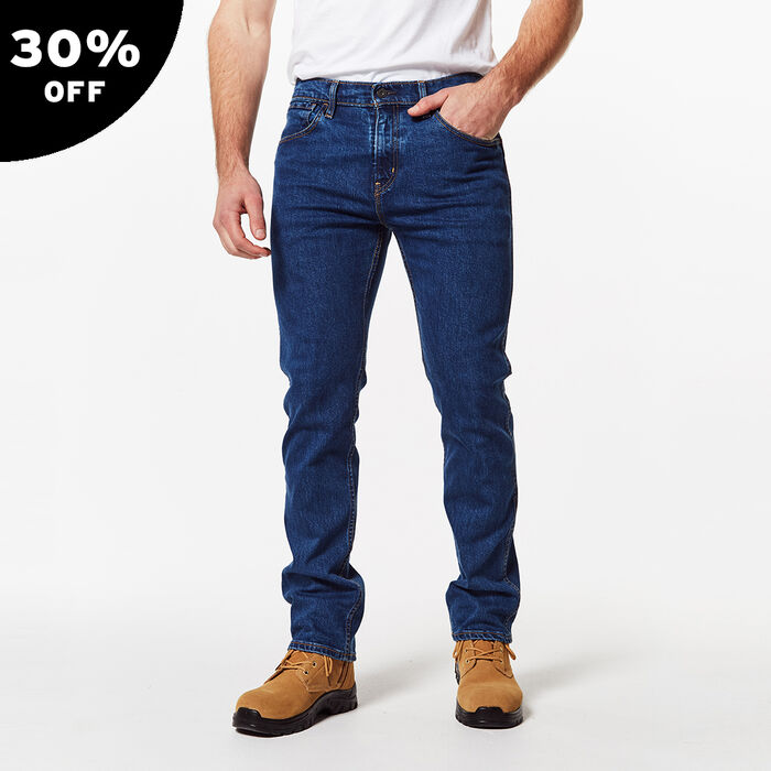 Levi's® 505™ Regular Fit Workwear Jeans