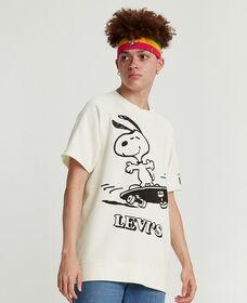 Levi's® x Peanuts® Cut-Off Crewneck Sweatshirt