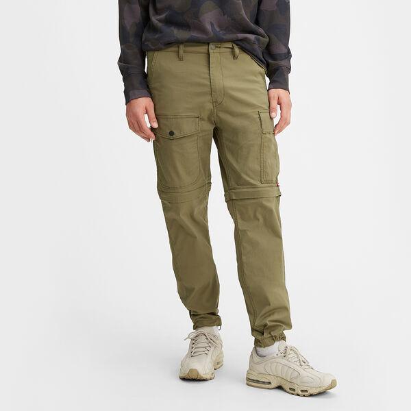 Lo-Ball Zip Off Cargo Pants