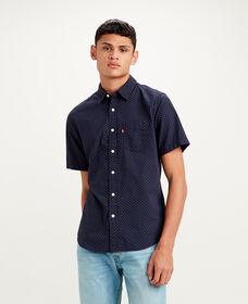 Classic 1 Pocket Shorts Sleeve Shirt