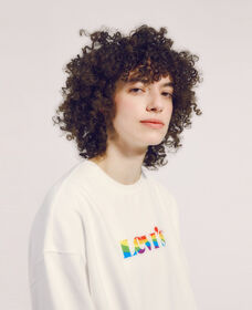 Levi's® Pride Relaxed Graphic Crewneck Sweatshirt