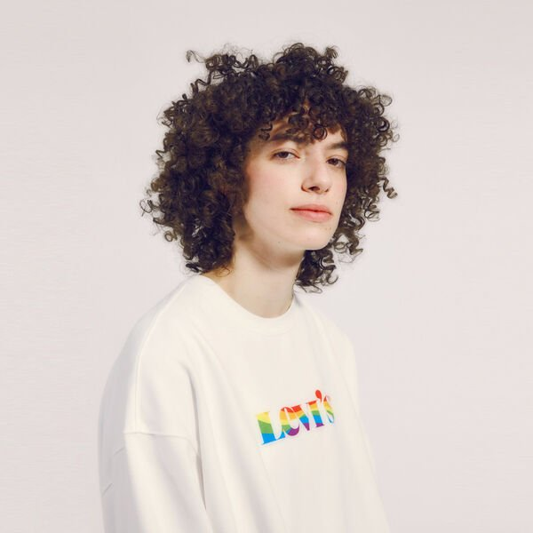 Levi's® Pride Relaxed Graphic Crewneck Sweatshirt