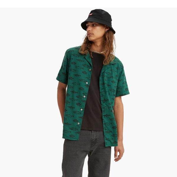 Cubano Shirt — Guayabera