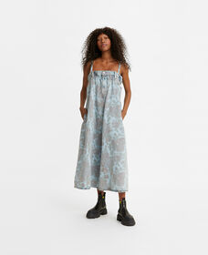 Levi's® x GANNI Cinched Denim Dress