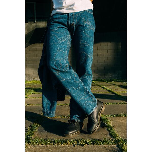 Levi's® x BAPE® 501 '93 Straight Jeans