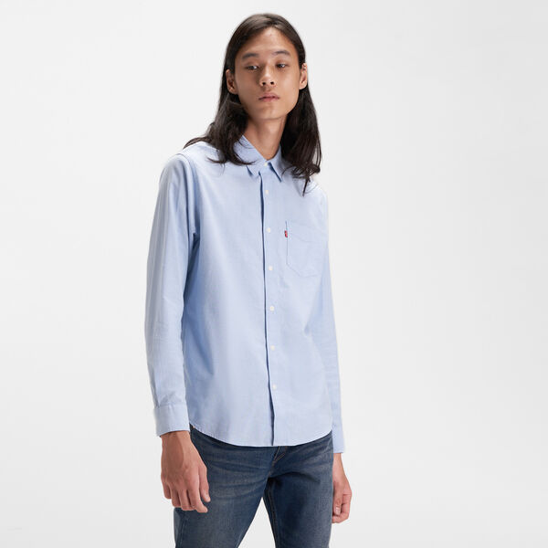 Sunset 1 Pocket Standard Fit Shirt