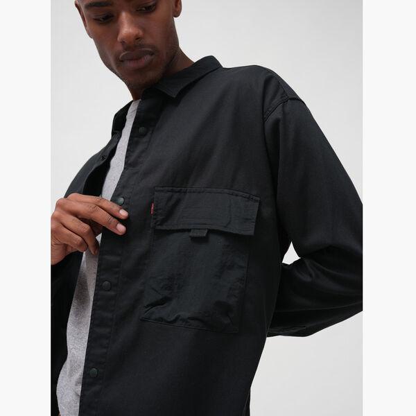 Oversize Tactical Shirt