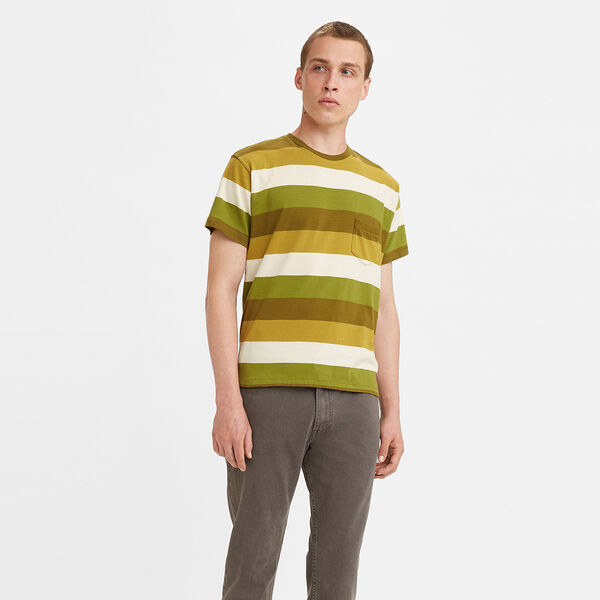 Levi's® Vintage Clothing 1940s Split Hem T-Shirt