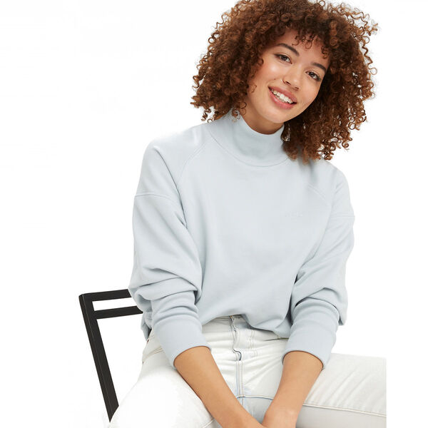 Sienna Mockneck Sweatshirt