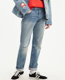Levi's® X Super Mario™ 501® '93 Straight Selvedge Jeans