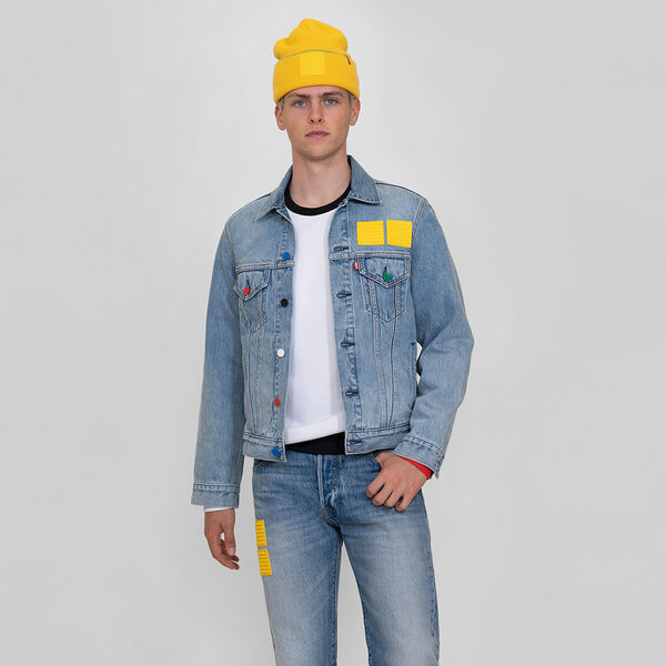 LEGO® Group x Levi's® Men's Vintage Fit Trucker Jacket