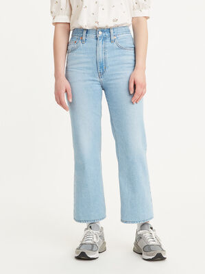 Math Club Flare Jeans