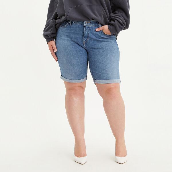 Shaping Bermuda Shorts (Plus Size)
