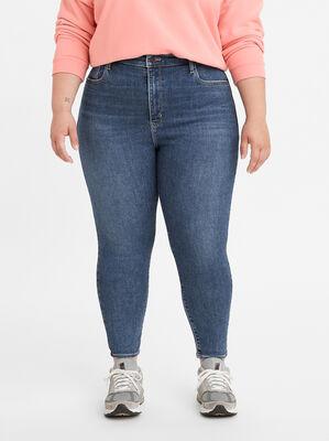 Mile High Super Skinny Jeans (Plus Size)
