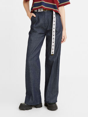 Levi's® x Felix the Cat™ Pleated High Loose Jeans