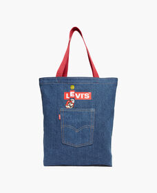 Levi's® X Super Mario™ Front Pocket Denim Tote
