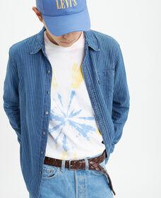 Slim Sunset One Pocket Shirt