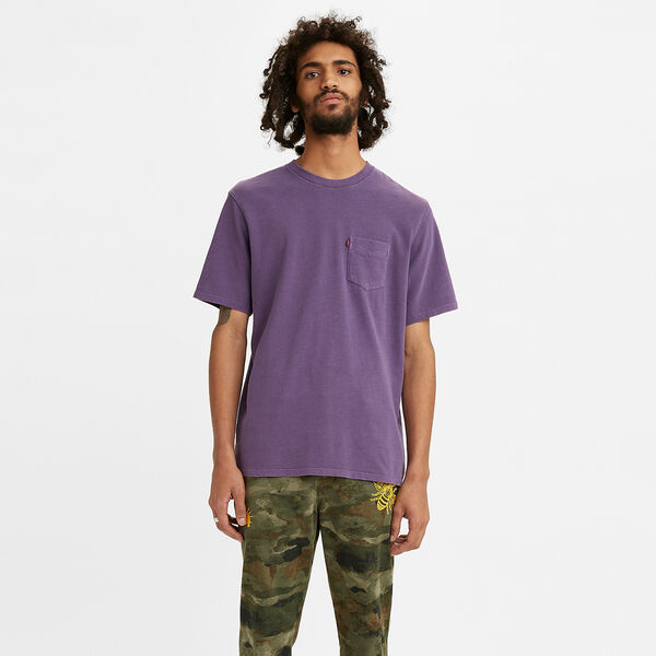 Sunset Pocket T-Shirt
