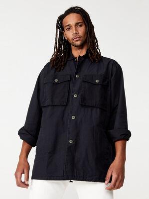 Hayes Oversized Overshirt