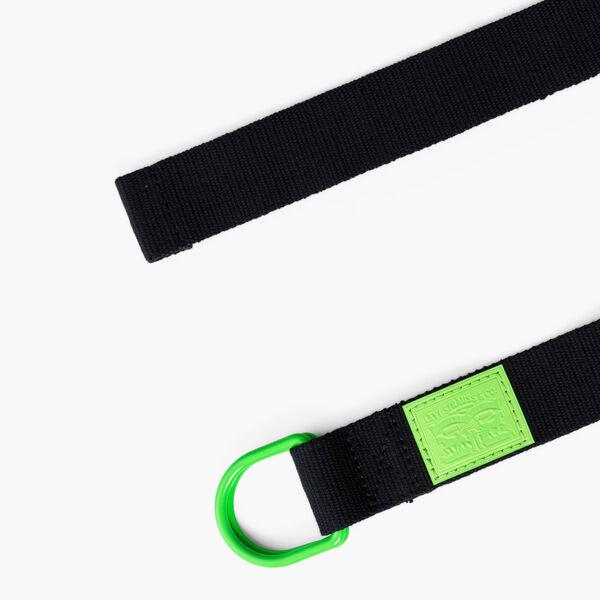 D-Ring Web Belt