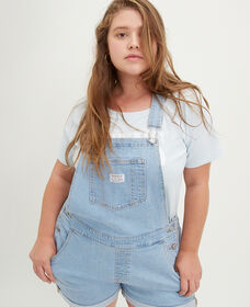 Shortalls (Plus Size)