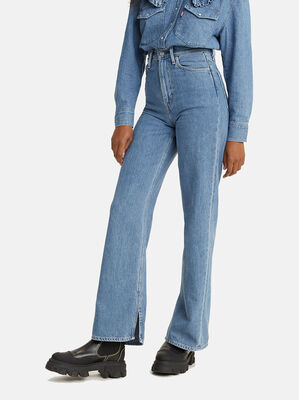 Levi's® x GANNI Slit High Loose Jeans