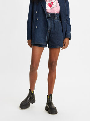 Levi's® x GANNI Cinched Shorts