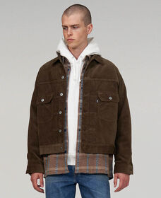 Levi's® Made & Crafted® Oversized Type II Corduroy Trucker Jacket