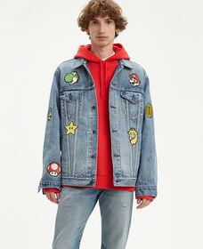 Levi's® X Super Mario™ Vintage Fit Trucker Jacket