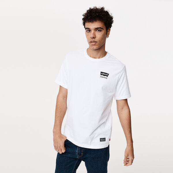 Workwear Relaxed Fit Short Sleeve T-Shirt