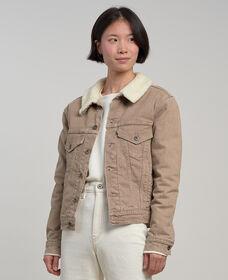 Levi's® Made & Crafted® Cozy Boyfriend Trucker Jacket