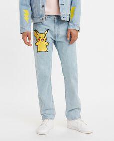 Levi's® x Pokémon 551Z Authentic Straight Jeans