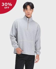 Levi's® Skateboarding Quarter Zip Sweatshirt