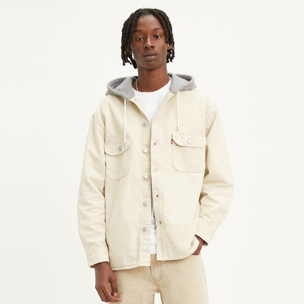 Hooded Jackson Overshirt