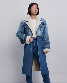 Levi's® Made & Crafted® Arctic Overcoat